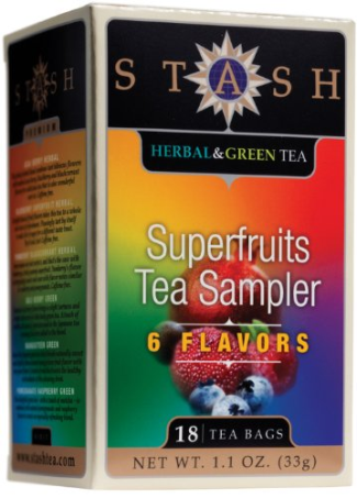 STASH Tea Fruit Sampler