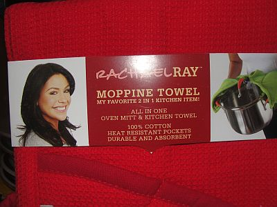 Rachael Ray Moppines