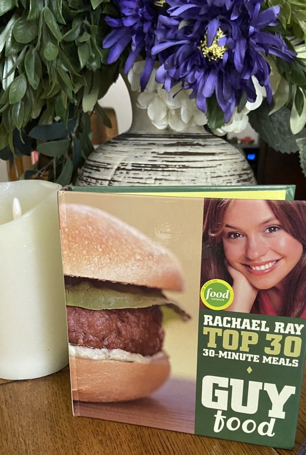 Rachael Ray Guy Food Cookbook