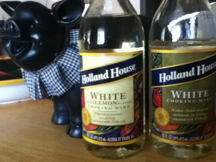 Holland House White Wine Vinegars