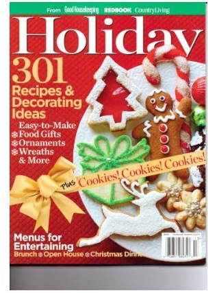 Holiday Recipes and Decorating Ideas