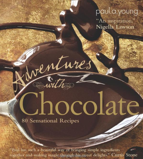 Adventures wtih Chocolate Cookbook