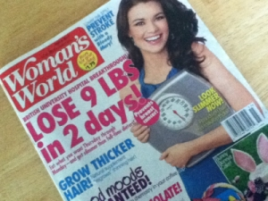 Woman's World April 9 2012 Issue