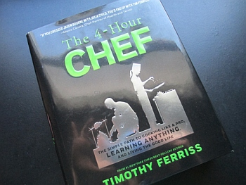 The 4 Hour Chef by Timothy Ferriss