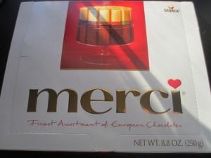 Merci Goodness! Merci Finest European Chocolates Review