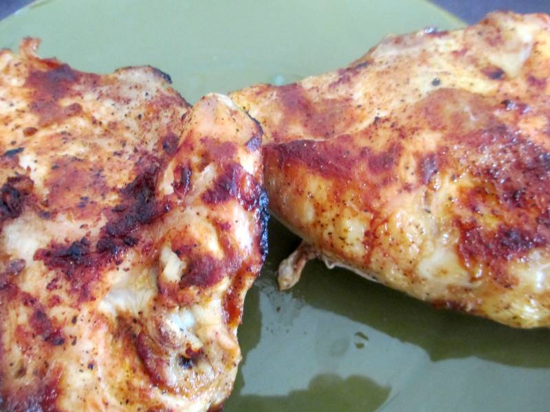 Chicken with French's Flavor Infuser