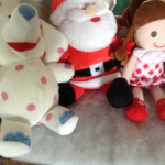 Rudolph the Red Nosed Reindeer Dolls