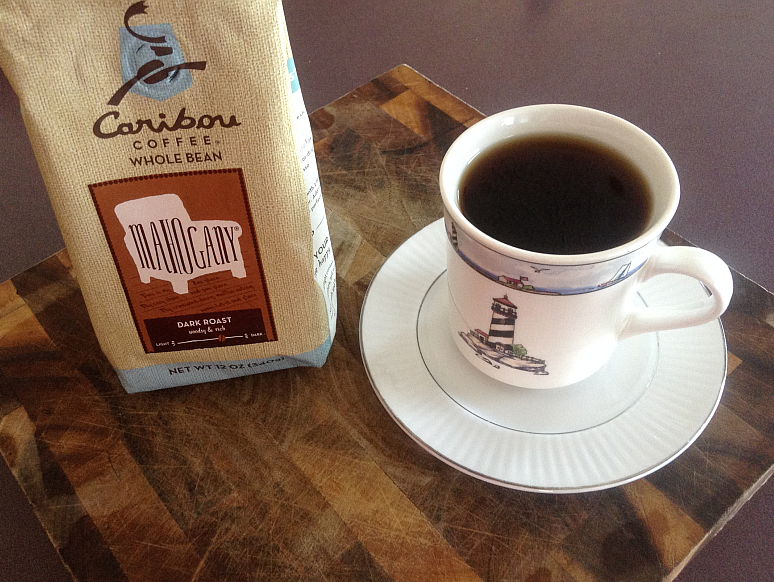 Coffee Review: Caribou Coffee, Mahogany