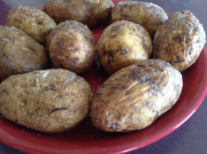 Perfect Baked Potatoes in Your Oven