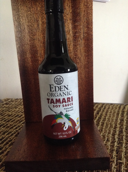 Tamari Soy Sauce (Gluten Free)
