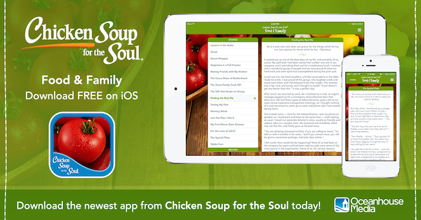 Chicken Soup for the Soul Food & Family App