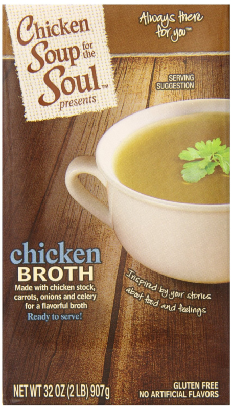 Chicken Soup for the Soul Chicken Broth