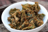 Spicy Cheesy Kale Chips