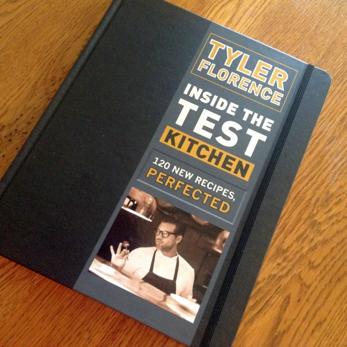 Tyler Florence Inside the Test Kitchen