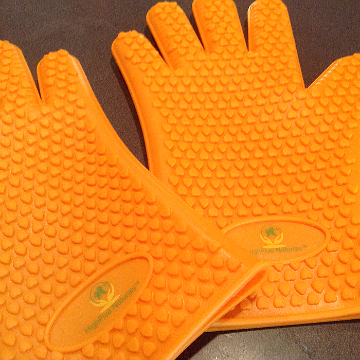 HighFive Silicone Cooking Gloves