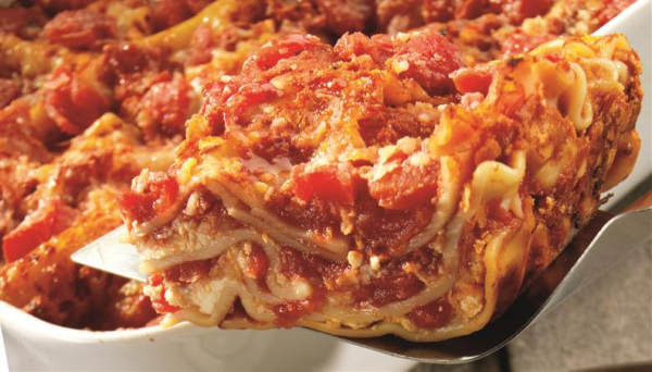 Red Gold Lasagna Recipe