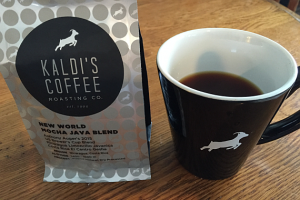 Review: Kaldi's Coffee New World Mocha Java Blend