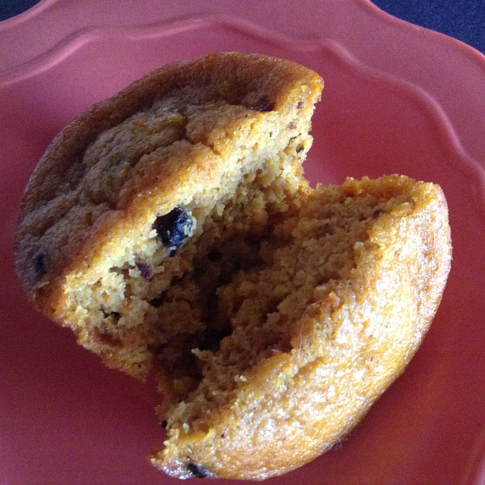 Garden Lites Carrot Berry Muffins Review