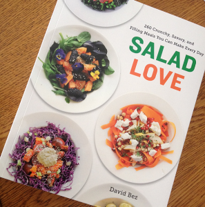 Salad Love: Review of a Must Have Book for Salad Lovers!