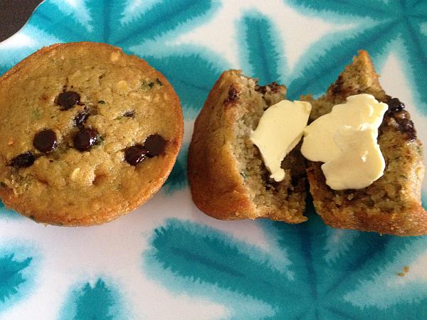 Garden Lites Gluten Free Banana Chocolate Chip Muffins