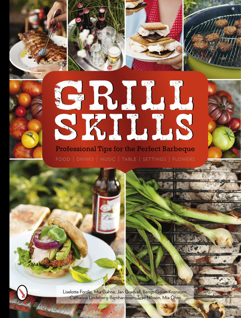 Grill Skills Cookbook