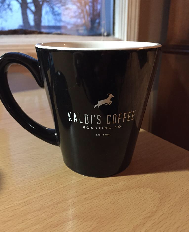Kaldi's Coffee Mug