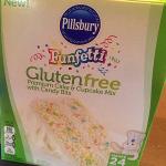 Pillsbury Gluten Free Funfetti Cake Mix
