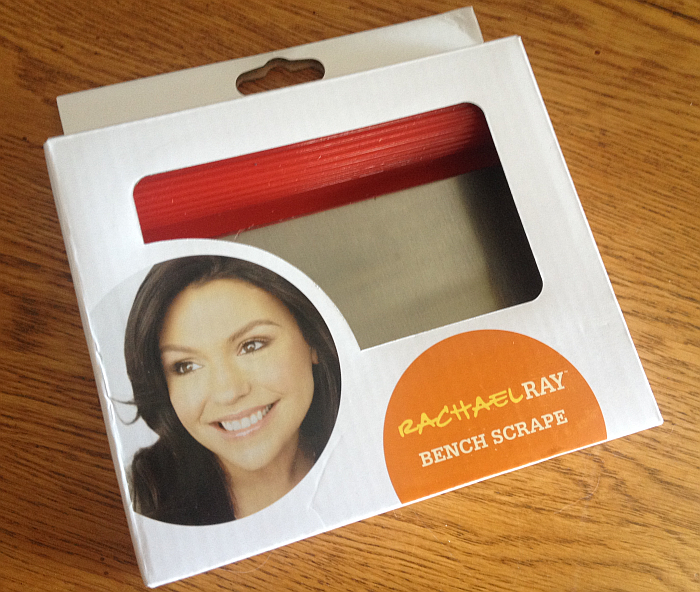 Rachael Ray Bench Scrape Food Mover