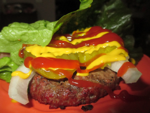 Tips to Make Your Summer Hamburgers Healthier