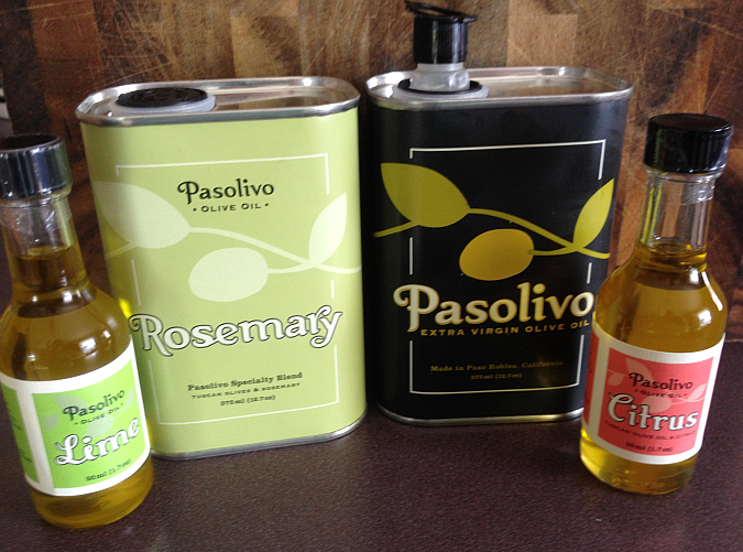 Pasolivo Olive Oils