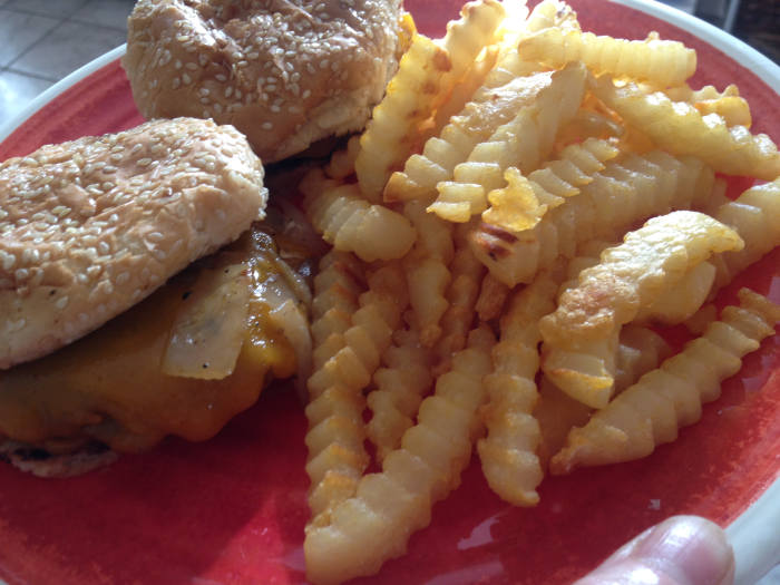 Best Cheeseburgers and Crinkle Fries 2