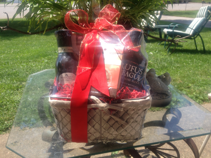 Barbecue Boss - BBQ Gift Basket from Gourmet Gift Baskets