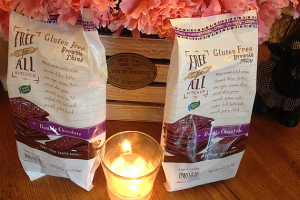 Delicious Free for All Kitchen Brownie Thins