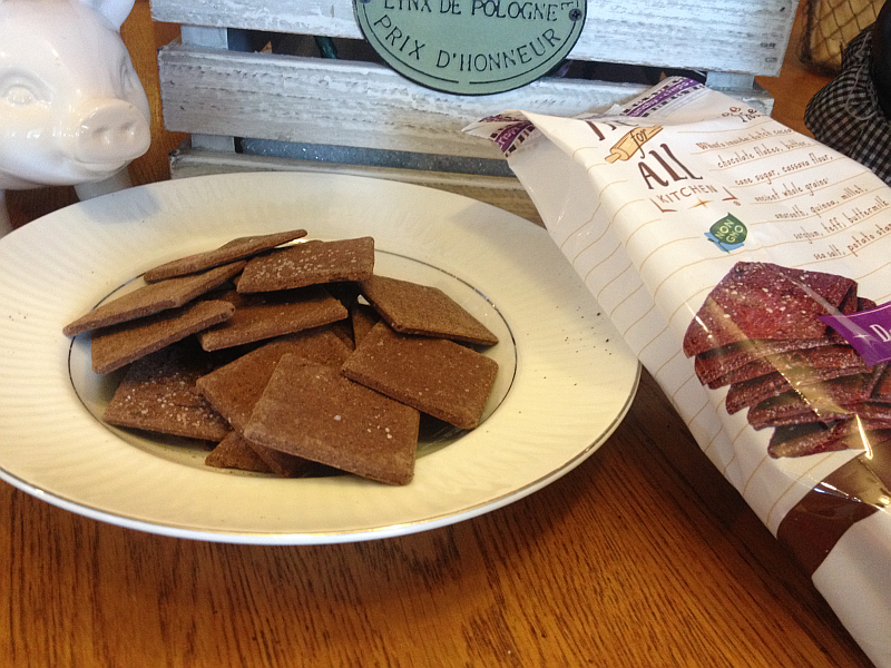 Free for All Kitchen Brownie Thins