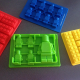 Colorful Lego-Style Candy Molds from HighFive Naturals (Available on Amazon)