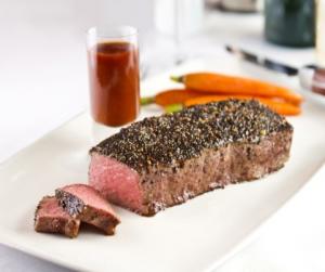 Beautiful! Peppercorn Steak Recipe