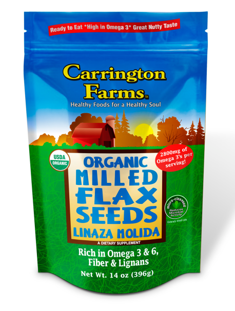 Carrington Farms Flax Seeds