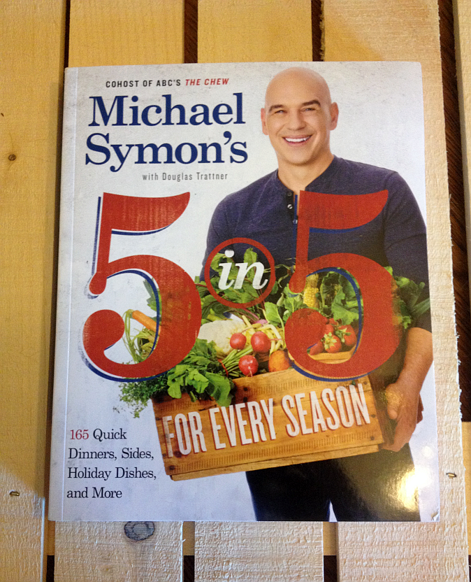 5 in 5 for Every Season by Chef Michael Symon