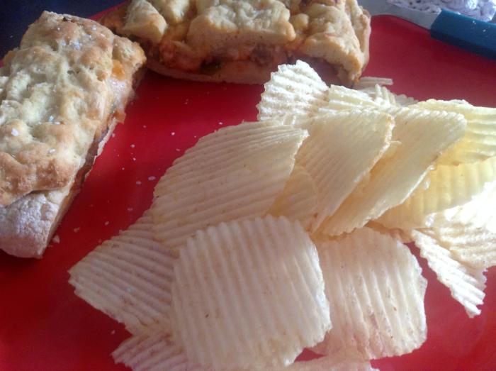 Gluten Free Stromboli