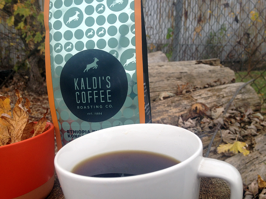 Kaldi's Ethiopia Buufata Konga - Perfect Autumn Coffee