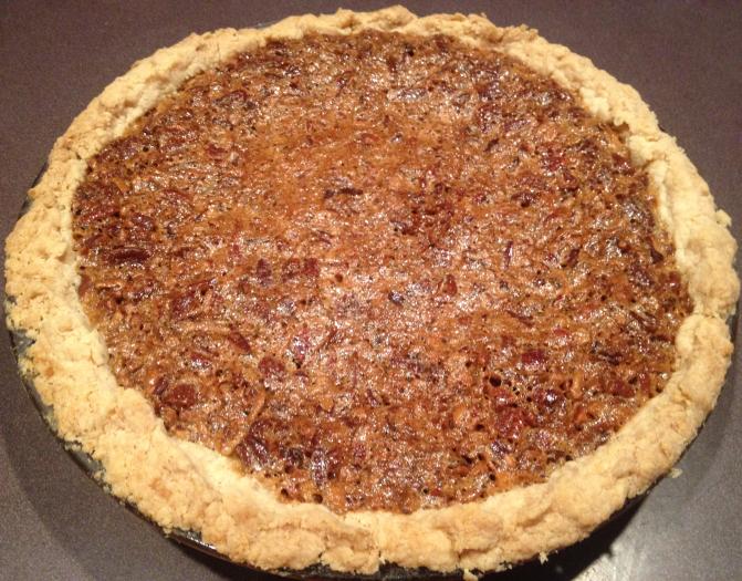 Gluten Free Pecan Pie Recipe