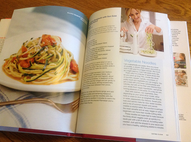 Happy Cooking by Giada de Laurentiis Review