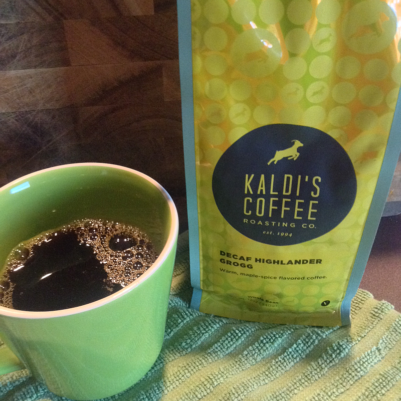 Kaldi's Coffee Decaf Highlander Grogg