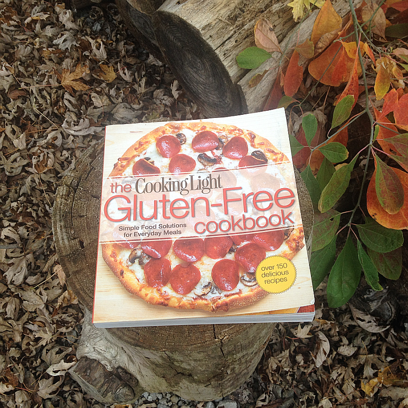 The Cooking Light Gluten Free Cookbook
