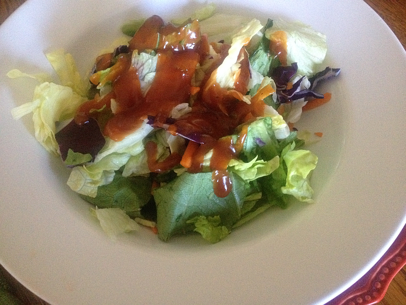 Homemade French Dressing