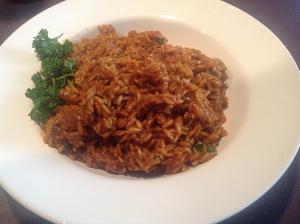 Gluten Free Version of Texas Roadhouse Rice