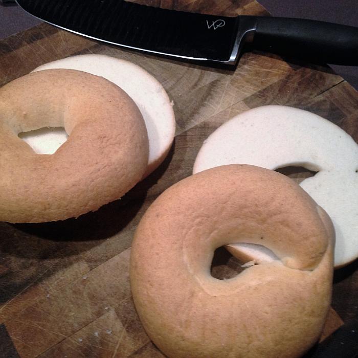 BFree Gluten Free Bagels