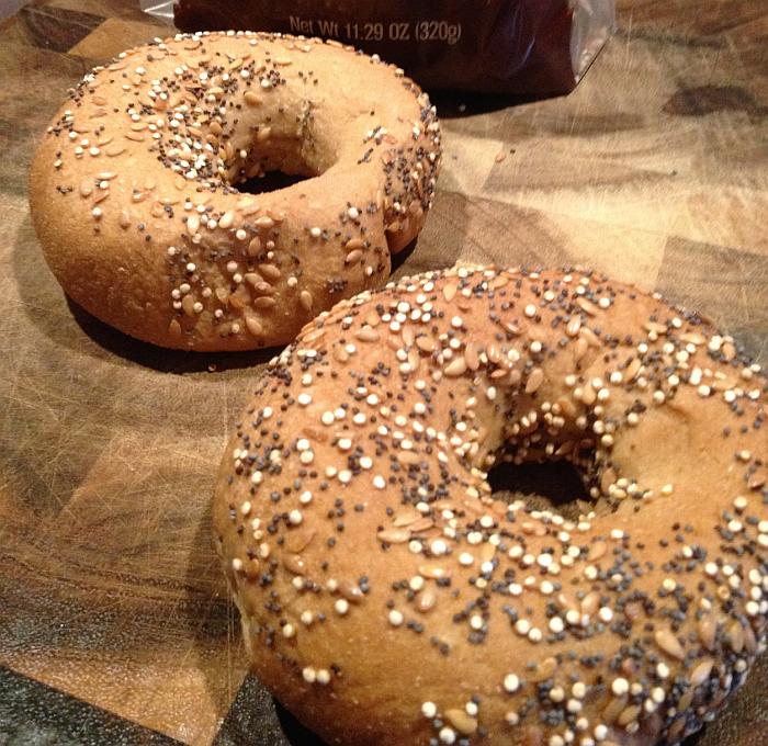 BFree Gluten Free Multiseed Bagels