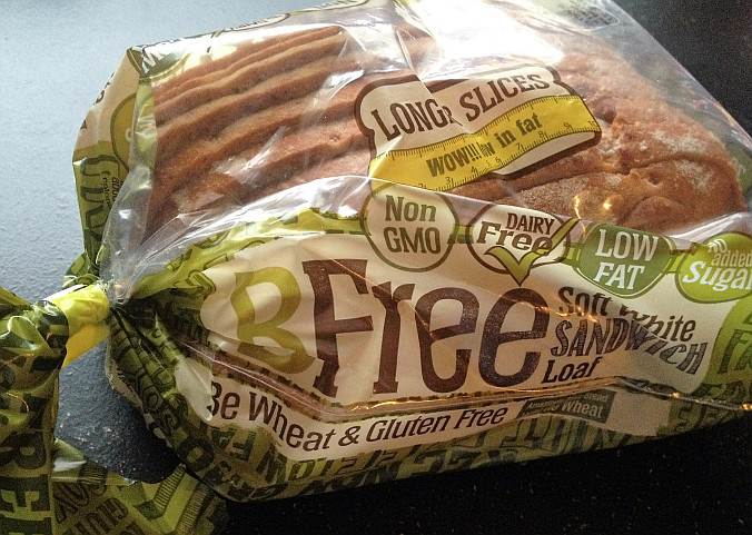 BFree Gluten Free Sandwich Bread