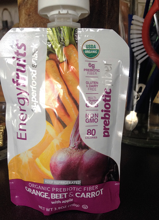 Energyfruits Superfood Snacks Orange Beet and Carrot